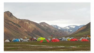 아이슬란드 여름 캠프